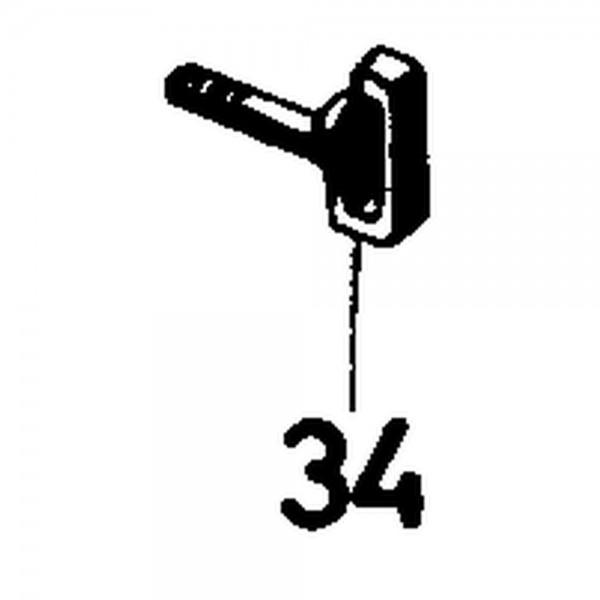 Hakenschraube M8