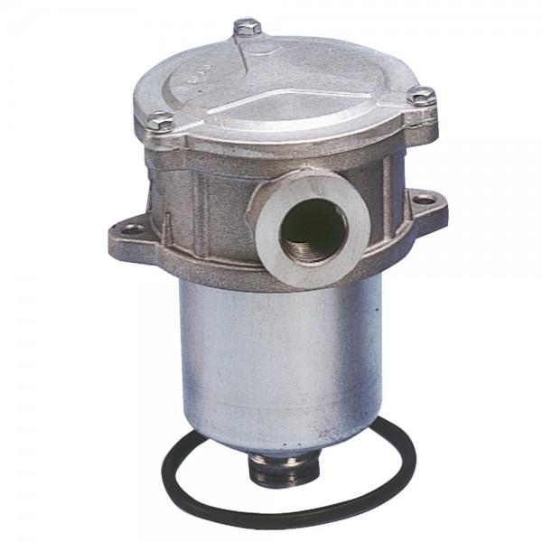 Rücklauffilter für Tankeinbau, max. Arbeitsdruck 8 bar