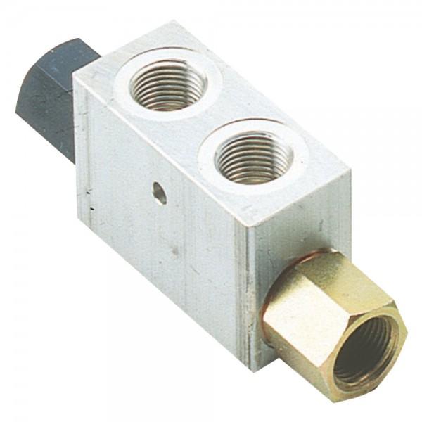 Rückschlagventil - Sperrblock hydraulisch entsperrbar