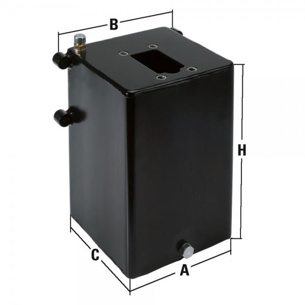 Tank für Handpumpen