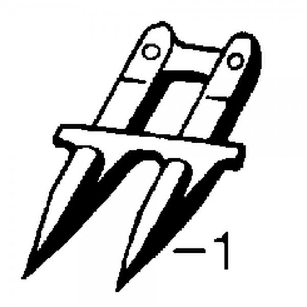 Doppelfinger A83, 100.7834