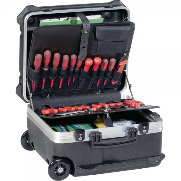 Schalenkoffer Innen-B470xT390xH300mm HDPE 64 l