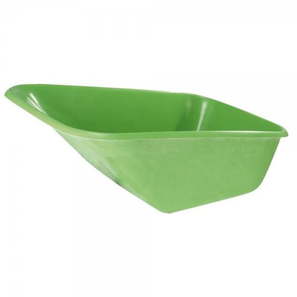 Mulde für Schiebetruhe aus Polyethylen für Silo 160