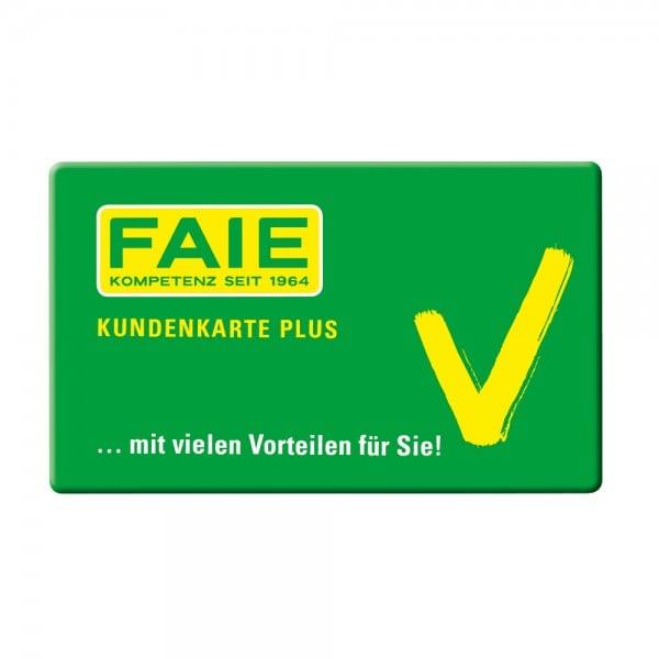 FAIE Kundenkarte PLUS