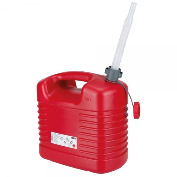 Kraftstoffkanister aus PE