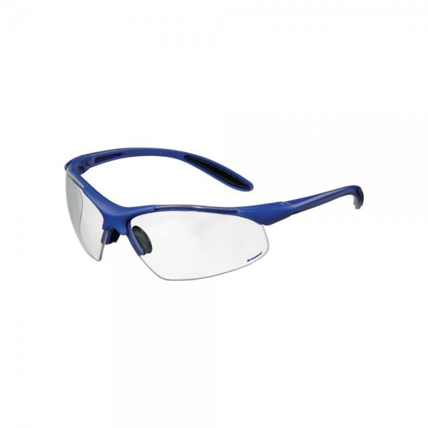 Schutzbrille Daylight Premium EN 166, Bügel dunkelblau