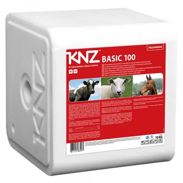Salz-Leckstein KNZ Basic, 10kg