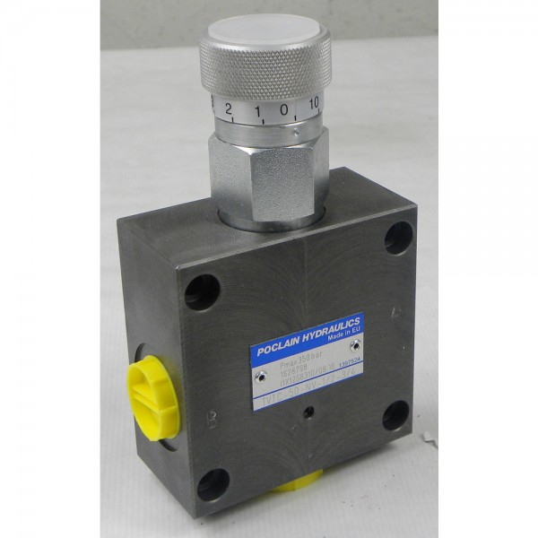 3-Wege-Stromregler TVTC-50