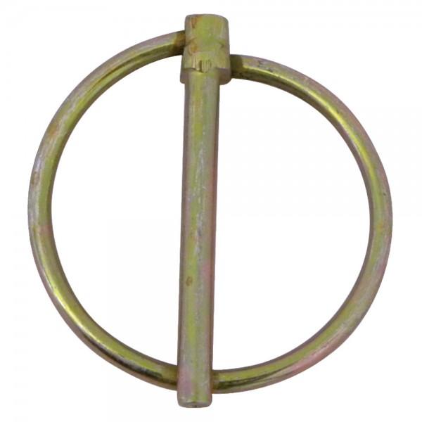 Klappvorstecker aus Stahl