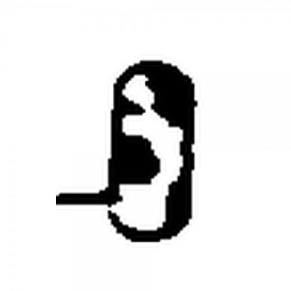 Rundmutter M12x1,5