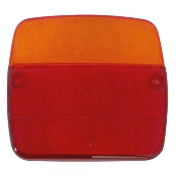 Ersatzglas abgerundete Form